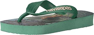 Havaianas Kids Flip Flop Sandals, The Good Dinosaur, (Toddler/Little Kid)