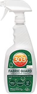 303 Fabric Guard - For Outdoor Fabrics - Restores Water Repellency To Factory New Levels - Repels Moisture - Prevents Stai...