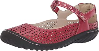 Jambu Womens Bamboo Mary Jane Flat