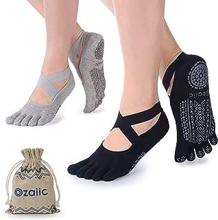 Best yoga toe socks for women Reviews