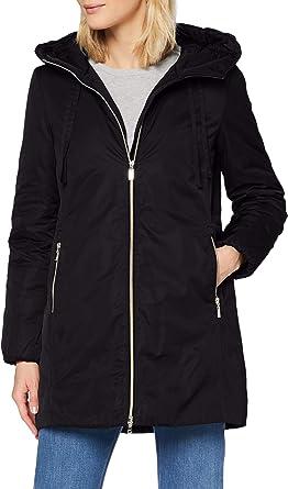 Geox W Myria Long Coat (W Chaqueta para Mujer