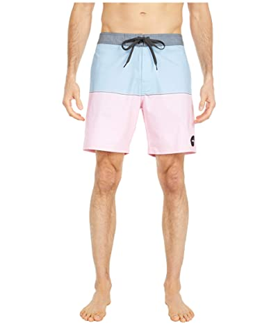 RVCA Grove Trunks (Pink) Men