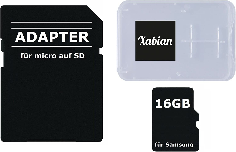 64gb Microsd Sdxc Speicherkarte Für Samsung Smartphones Computer Zubehör