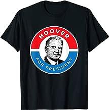 Herbert Hoover Shirt President Political Campaign T-Shirt