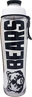 50 Strong School & Team Mascot Water Bottles - 30 oz. BPA Free Bottle w/Mascots - Knights, Pioneers, Bears, Eagles, Tigers, Cougars, Lions, Panthers, More - Great Teachers Coaches Gift