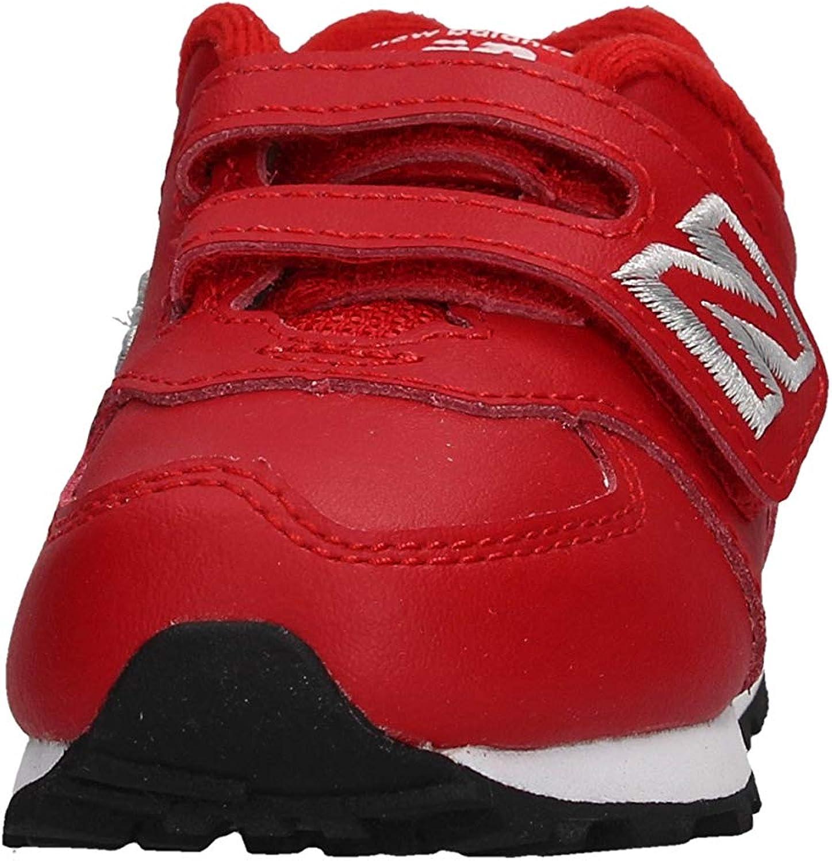 New Balance IV 574 ERD Baby Scarpe Sneakers Rosse da Bambino ...