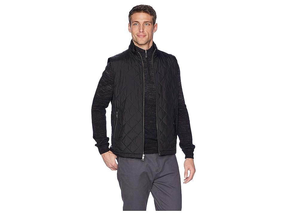 Nautica Gentlemans Vest (True Black) Men