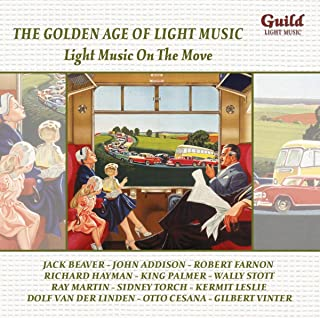 Light Music on the Move