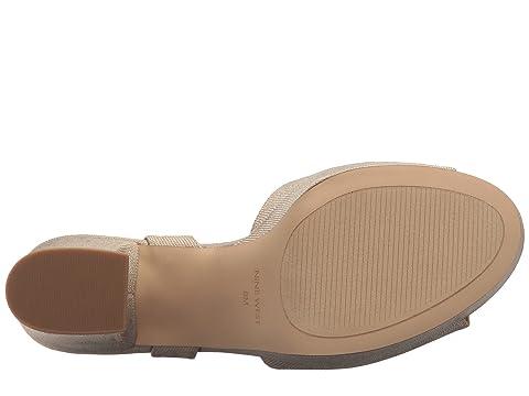 nine west wilmarie wilmarie wilmarie talon sandale plate - forme ff3345