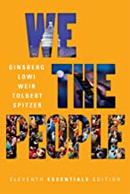 Best we the people an introduction to american politics Reviews