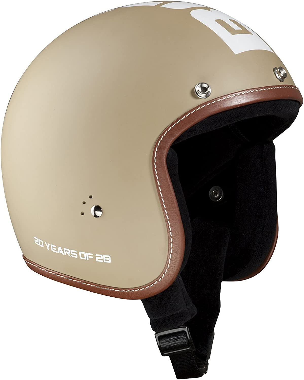 Bandit Helm Jet Matt Jethelm Kleine Leichte Bauweise Bequem Biker Neu Größe Xs 54cm Farbe 20th Anniversary Desert Bekleidung