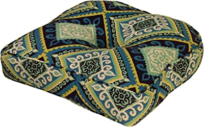 Amazon.com: Lijuan Qin Cojines de asiento redondos para ...