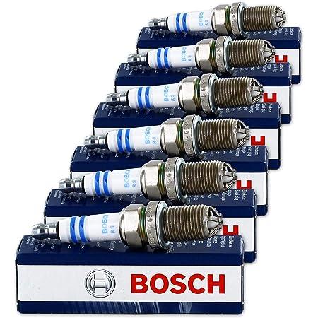 6x Zündkerze Original Bosch Super Plus Fgr7dqp Auto