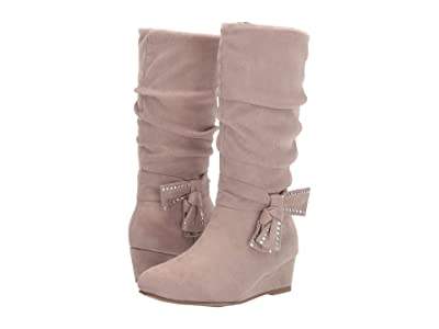 Steve Madden Kids Jjocelyn (Little Kid/Big Kid) (Taupe) Girl