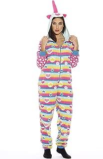 Just Love Unicorn Adult Onesie Pajamas