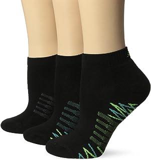 New Balance, Unisex 3 Pack Low Cut Core Performance Socks