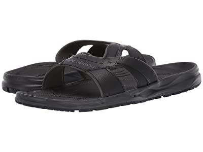 Columbia Wayfindertm Slide (Black/Graphite) Men