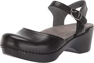 Dansko Women's Sam Ankle-Strap Clog