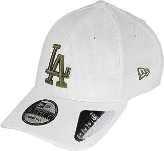 New Era Unisex's Beyzbol Kepi DIAMOND ERA 9FORTY LOSDOD WHINOV, Beyaz, Tek Ebat (Üretici ölçüsü: Bedensiz)