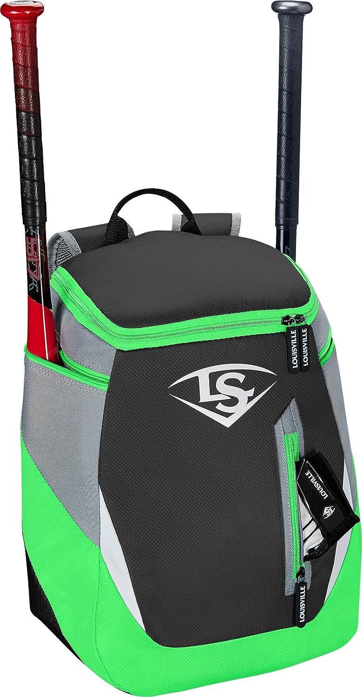 LOUISVILLE SLUGGER équipement Chauve-Souris Sac Baseball Softball Noir Adulte Youth Sacs