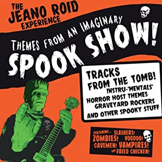 Themes from an Imaginary Spook Show!