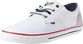 Tommy Hilfiger TEXTILE CASUAL SNEAK, 100 White Size 46 EU