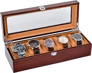 diy watch organizer box