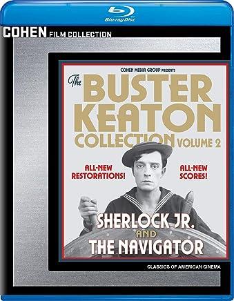 The Buster Keaton Collection: Volume 2 (Sherlock Jr. /  The Navigator) [Blu-ray]