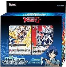 Cardfight Vanguard Blaster Aichi Sendou Legend Deck English VGEGLD03 - 58 cards