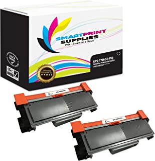 Smart Print Supplies Compatible TN-660 TN660 High Yield Premium Toner Cartridge Replacement for Brother HL-L2300 2320 2340 2380, DCP-L2520 2540, MFC-L2700 2720 2740 Printers (2,600 Pages) - 2 Pack