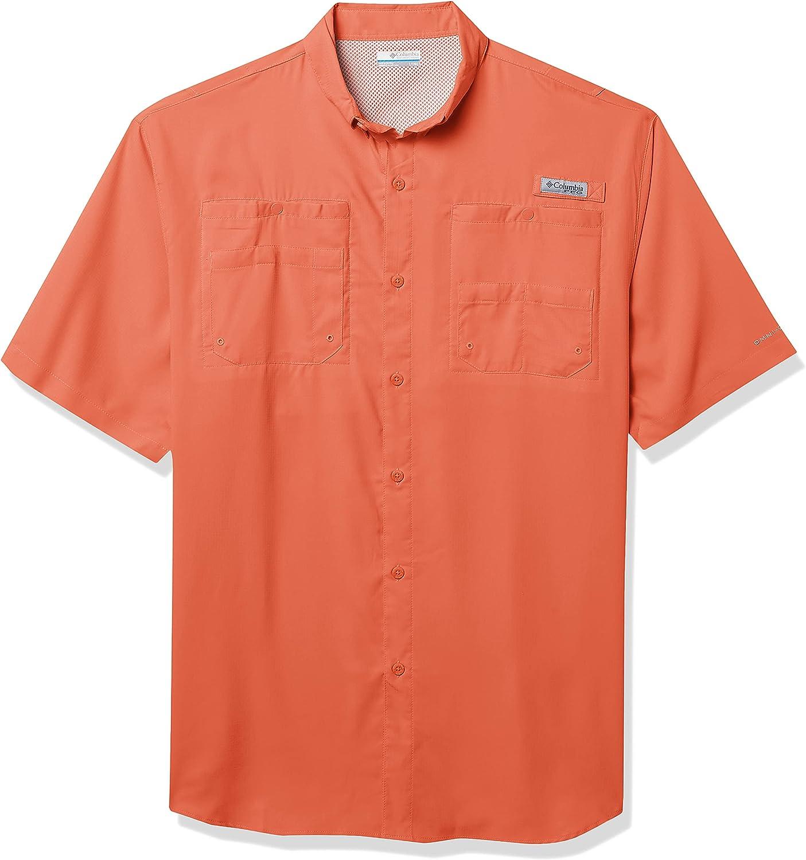 Columbia mens Pfg Tamiami Ii Short Sleeve Fishing Shirt