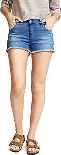 J Brand Women's 1044 Mid Rise Shorts