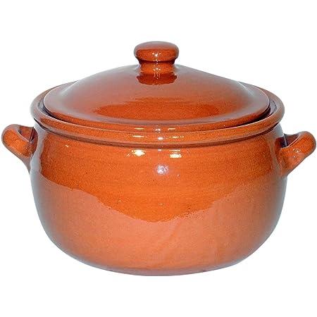 Ceramica Hnos. Valdearcos Martos Sa - Cocotte c/ tapa barro 1 ...