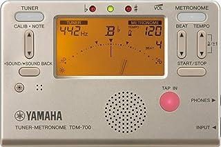 Yamaha 雅马哈/调音器节拍器 TDM 700?(雅马哈) 金