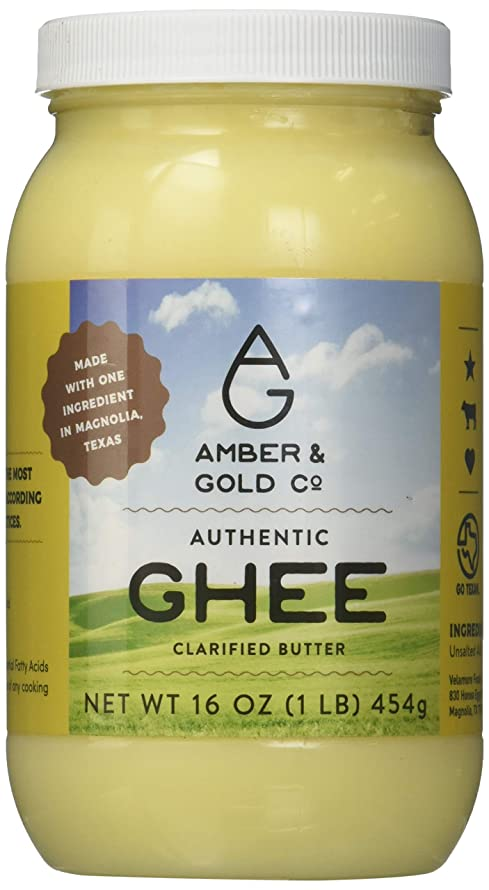 Ghee - Clarified Butter (16 oz)
