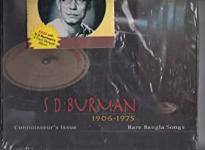 S.d. Burman - Rare Bangla Songs - Connoisseur's Issue - 5 Disc Set