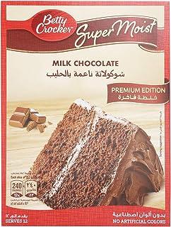 Betty Crocker Milk Chocolate Premium Edition, 510 gm