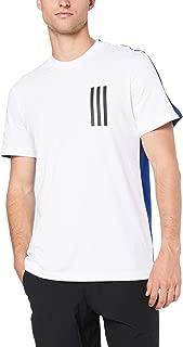 adidas Men's CZ1699 Sports ID 3-Stripes T-Shirt