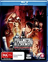 Fullmetal Alchemist Brotherhood Part 2 (Eps 36-64 + Ova) (Blu-ray)