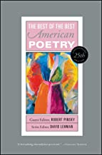 The Best of the Best American Poetry: 1988-1997 (English Edition)