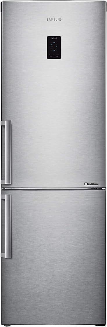 Frigorifero combinato serie 3000, total no frost, compressore digital inverter, 328 l samsung rb33j3315sa/ef RB3000 RB33J3315SA/EF