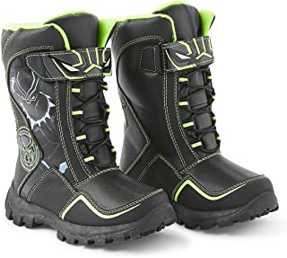 Best black panther snow boots Reviews