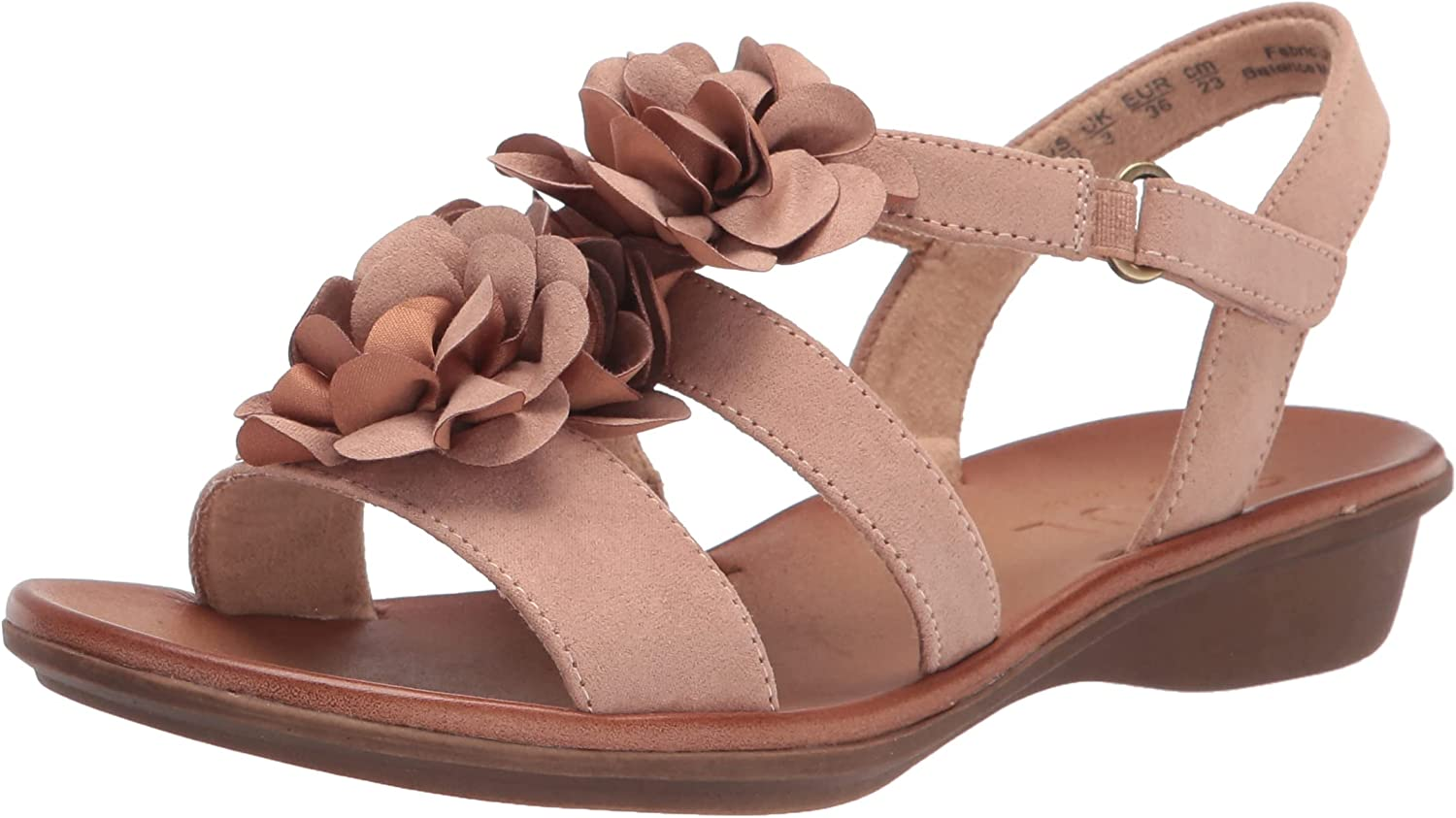 SOUL Naturalizer Women's Free Shipping Max 84% OFF New Sandal Sing