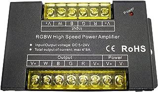 LEDENET RGBW High Speed Power Amplifier 32A Data Signal Repeater 4CH Channels For 5050 RGBW RGBWW LED Lights Strip 5V 12V 24V