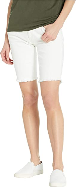 Nikki Shorts in 1 Year Tonal White