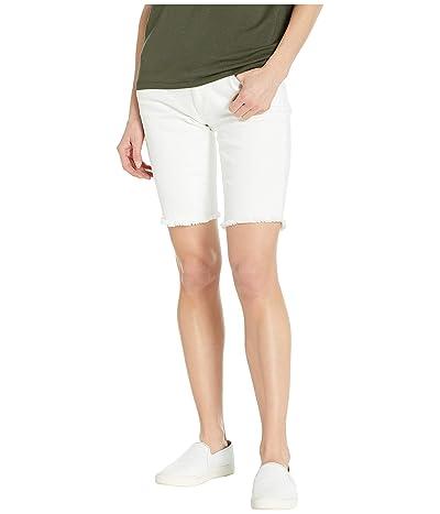 AG Adriano Goldschmied Nikki Shorts in 1 Year Tonal White (1 Year Tonal White) Women