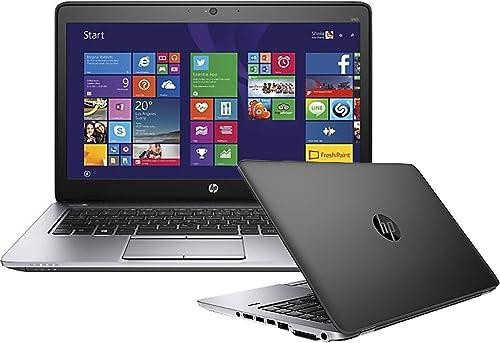 HP ProBook 840 G1 14 Zoll Ultrabook Intel Core I5 4 Gen 8 GB Speicher 256GB SSD Wireless LAN Webcam Windows 10 Professional 64 Bit Erneute