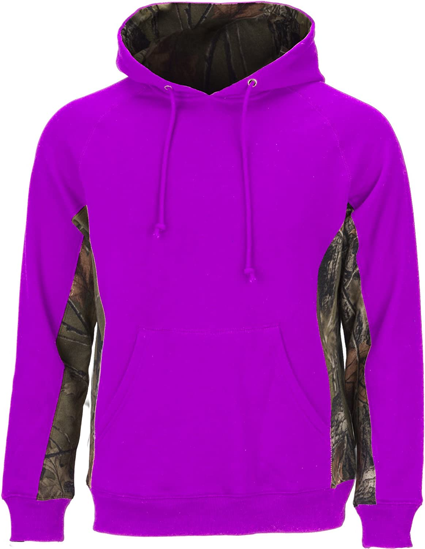 Trailcrest Womens Camo Cambrillo Hooded Sweatshirt