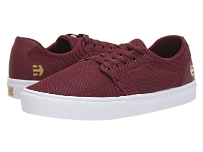 etnies Stratus (Burgundy/Tan) Men