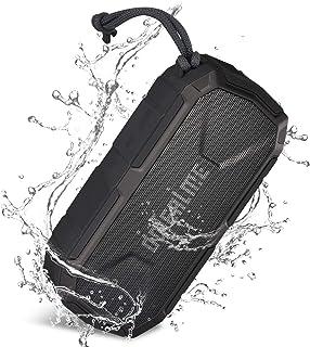 Bluetooth Speakers,Portable Bluetooth Wireless Speaker,Hi-Quality Sound & Bass,IP67 Waterproof Outdoor Speaker,16-Hour Pla...